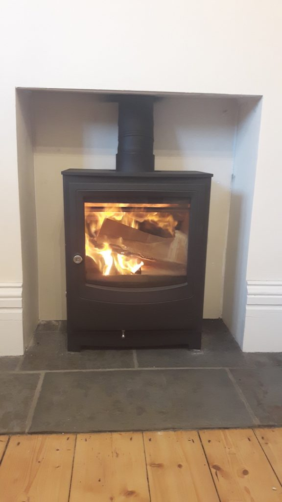 Arada Farrington Multi fuel stove
