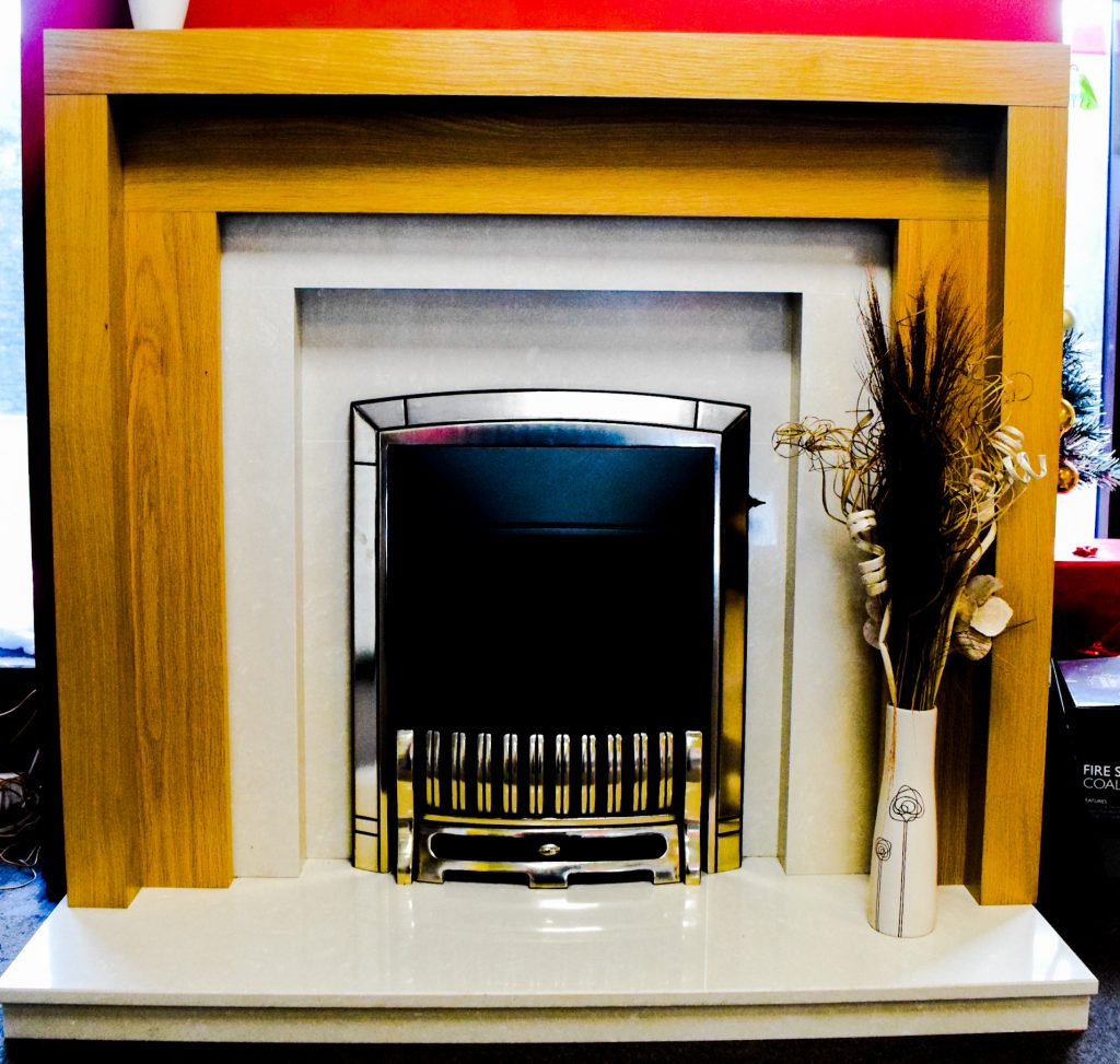 Display Kansas Oak Surround  and Mable Only£649,