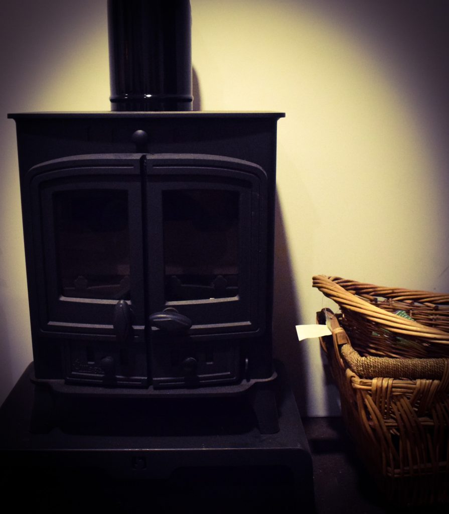 Villager Duo Multifuel stove £565