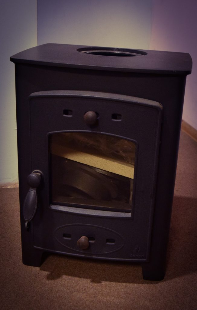 Akorn 5kw - DISPLAY MODEL NOW ONLY - £425