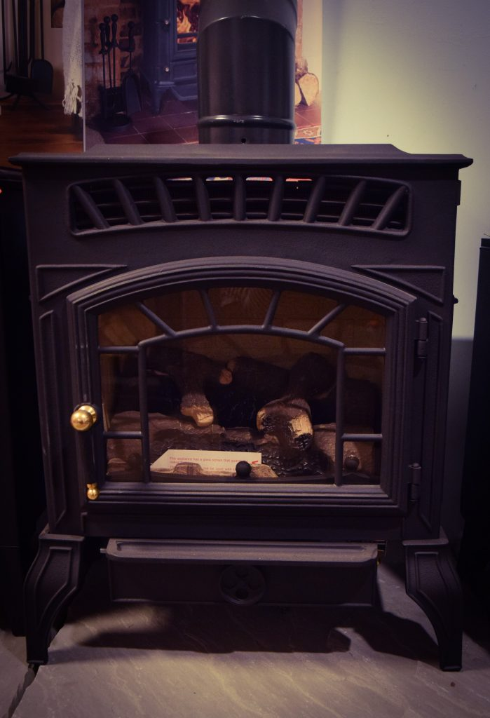 Ambience Flueless Gas Stove - NOW ONLY £749 was £830
