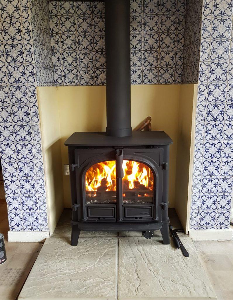 stovax boiler stove
