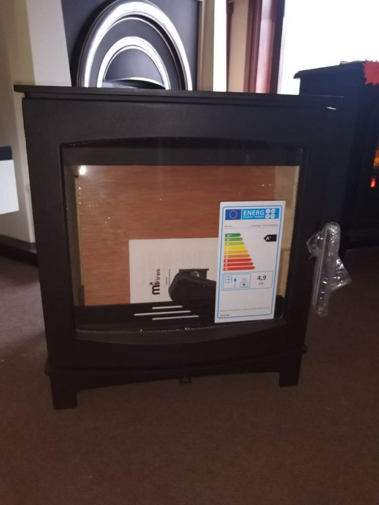 Tinderbox 4.9kw woodburner - £599
