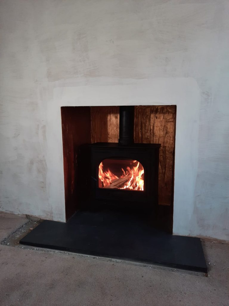 New multifuel stove